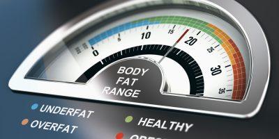 מחשבון אחוזי שומן